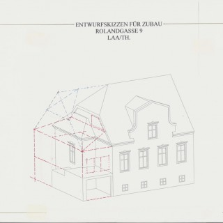Upgrade: Residential building, Rolandgasse 1996