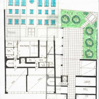 Reconstruction: Residential building, Gaulachergasse 25, 1998